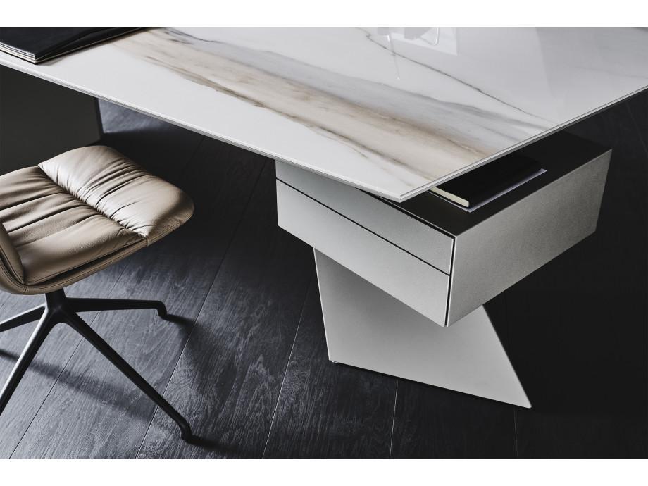 Schreibtisch Cattelan Nasdaq Keramik 05