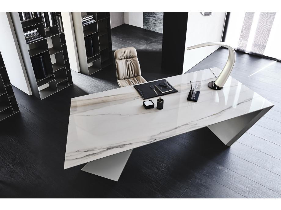 Schreibtisch Cattelan Nasdaq Keramik 03