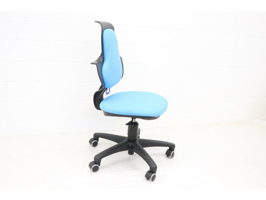 Study Chair Blue 01