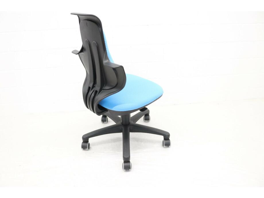 Study Chair Blue 03