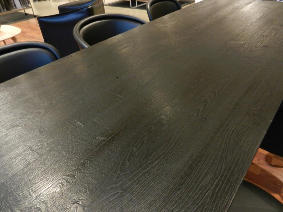 Tischgruppe mit 6 Stühlen von Janua und Freifrau / Ona mit Esstisch S600 04