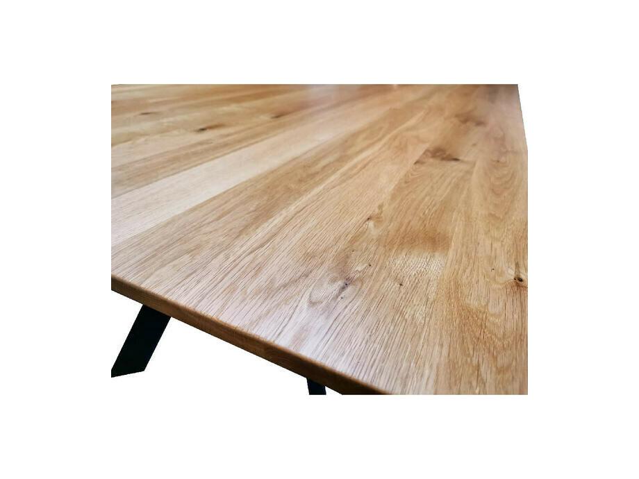 Tisch ATELIER Eiche massiv 200 x 100 cm 02