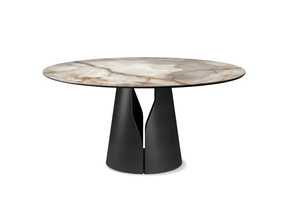 Esstisch Cattelan Giano Keramik - Rund 04