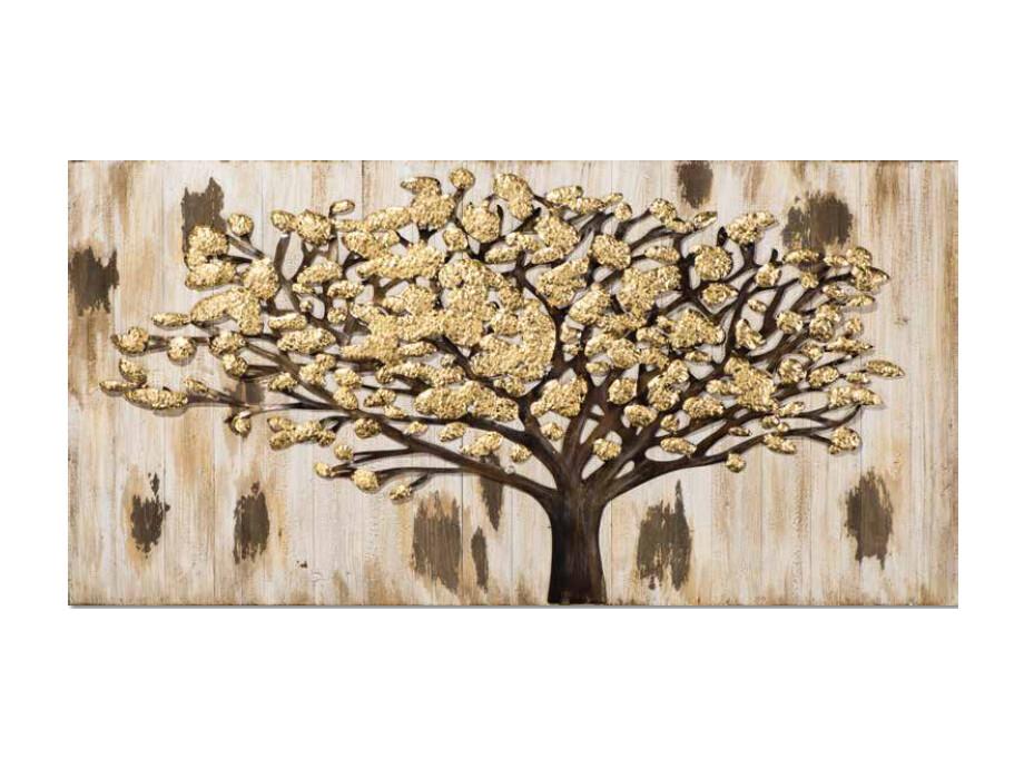 Bild Baum Gold 02