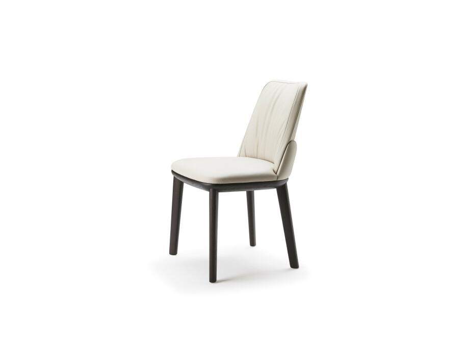 Stuhl Cattelan Belinda - ohne Armlehne 11