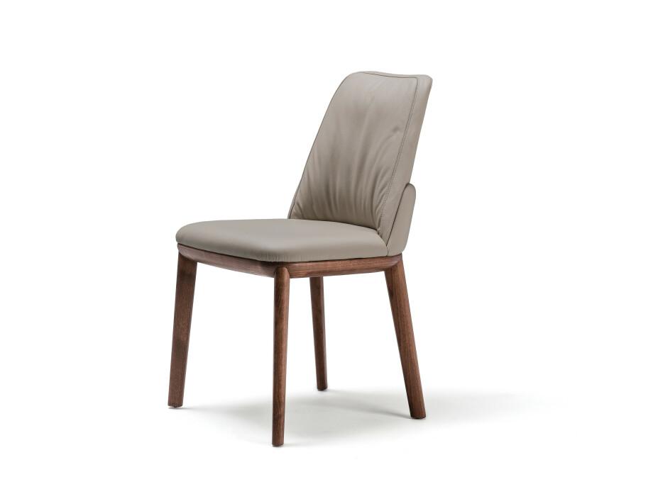 Stuhl Cattelan Belinda - ohne Armlehne 10