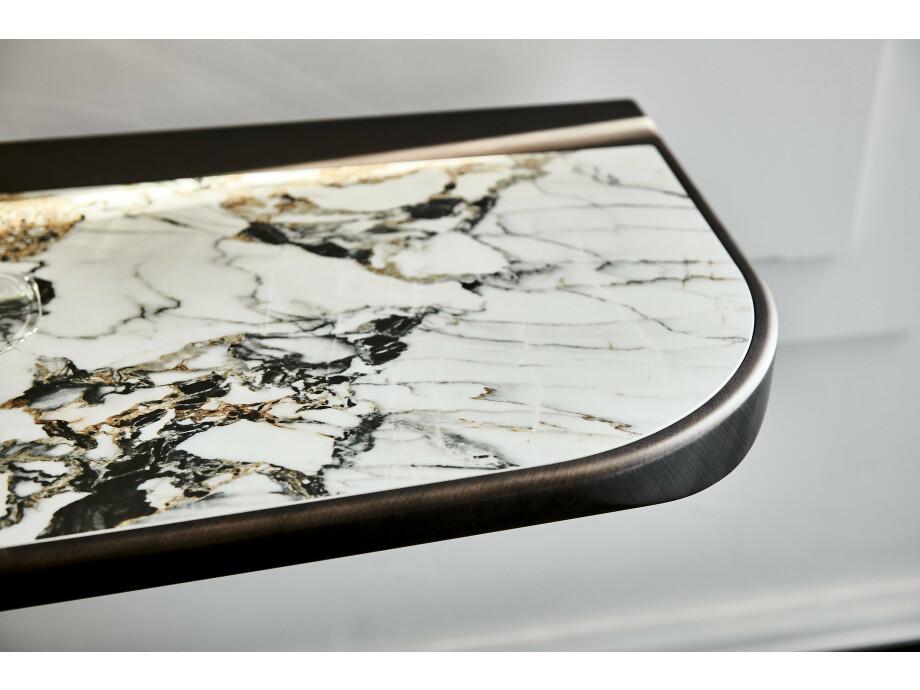 Konsole Cattelan Terminal Keramik Premium - graphite  03