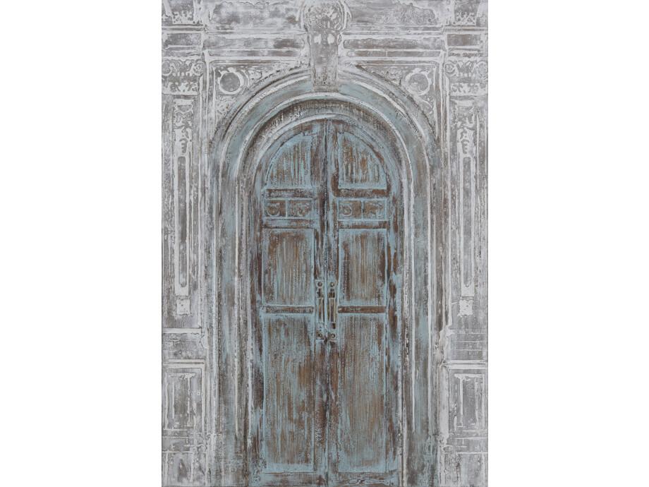 Wandbild Tür  01