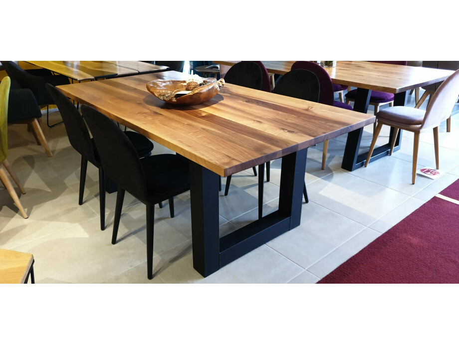 Esstisch Walnut U-Star Table 06