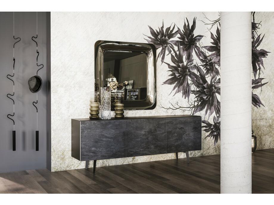 Spiegel Cattelan Glenn - Bronze - Kopieren 03