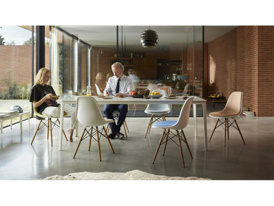 Vitra Tisch Dining Table weiss 220 x 100 cm 02