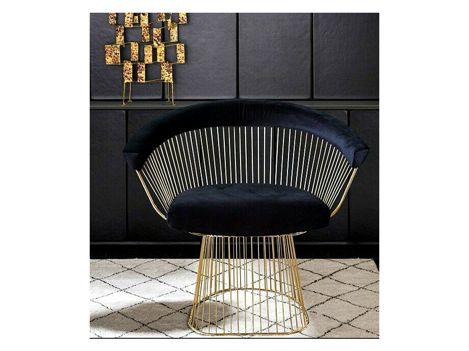 Sessel Lux Gold 01