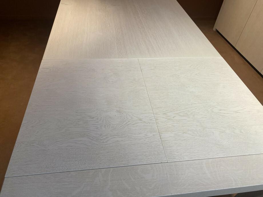 Table rectangle Libris  09