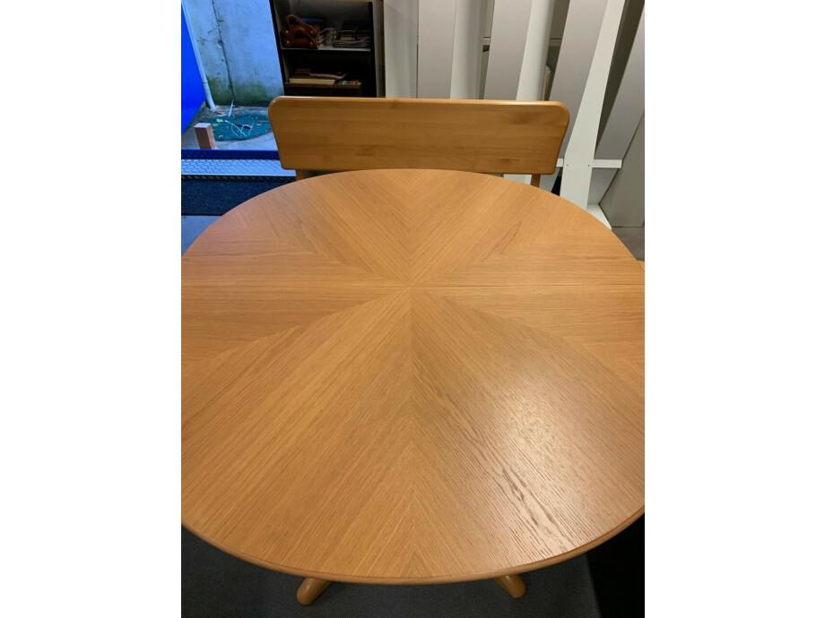 Eckbank und Tisch ausziehbar in Holz (Swiss made) 06