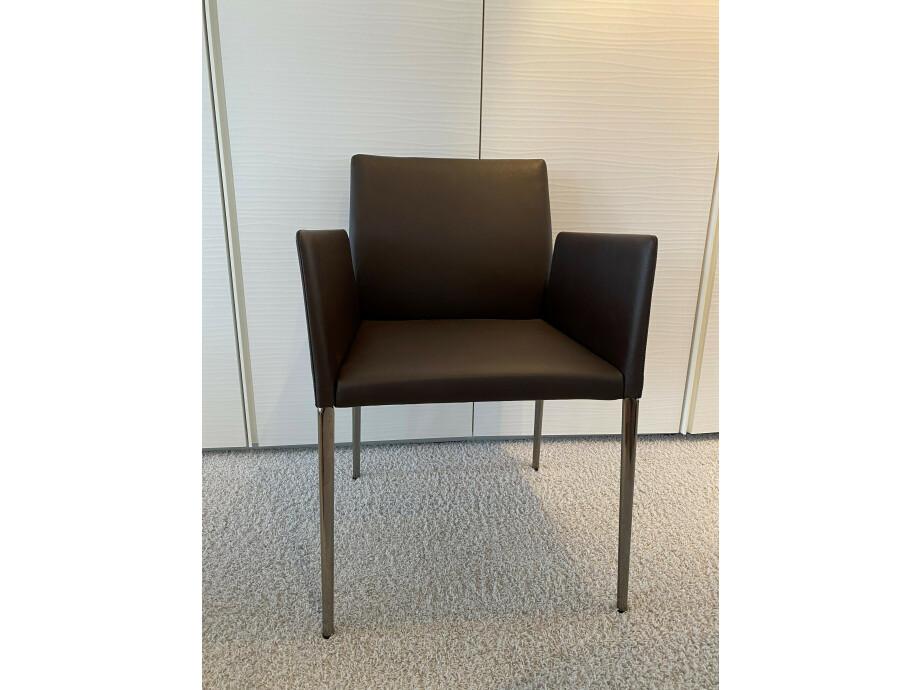 Walter Knoll Stühle Modell DEEN 4 Stück 01