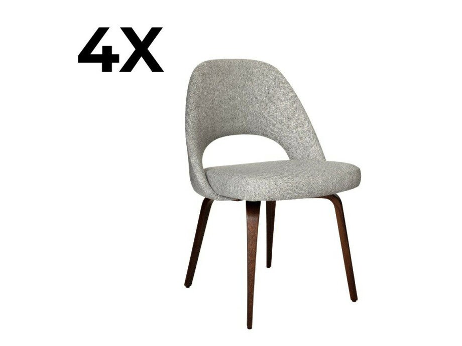 4 x Saarinen conference chair 01