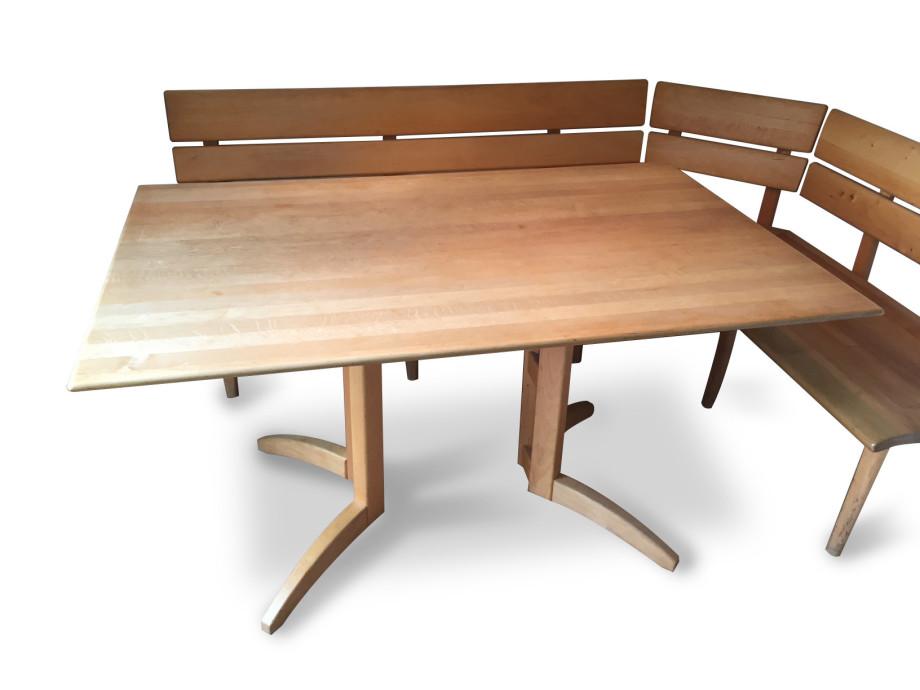 team 7 esstisch zentra solovivo. Black Bedroom Furniture Sets. Home Design Ideas