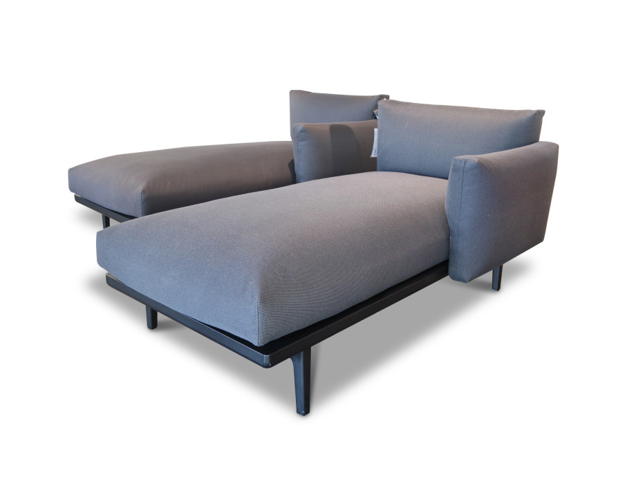2 Liegen KETTAL - Boma Daybed links - Solovivo